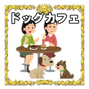 お店の紹介(ドッグカフェ)
